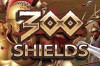 300 Shields Slot Logo