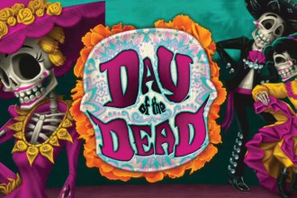 Day of the Dead Slot Logo