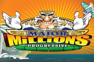 Major Millions Slot Logo