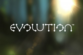 NetEnt Evolution Slot Logo