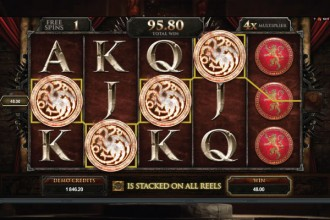 Game of Thrones Slot Free Spins Win