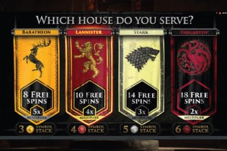 Game of Thrones Slot Free Spins Pick