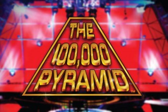 The 100,000 Pyramid Slot Logo