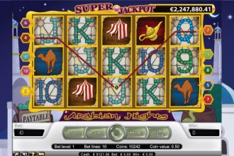 Arabian Nights Slot Win