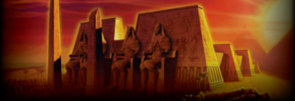 Book of Ra Deluxe Background Image
