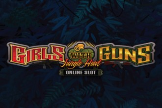 Girls with Guns Slot Logo