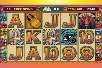 Isis Slot Free Spins