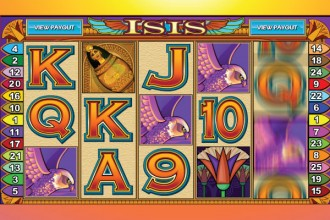 Isis Slot Scatters