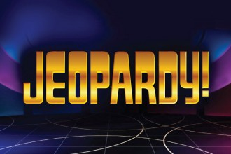 Jeopardy Slot Game Logo