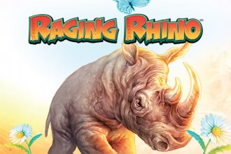 Raging Rhino Slot Review Logo