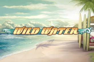 Wild Water Slot Logo