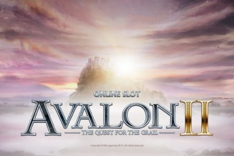 Avalon 2 Slot Logo