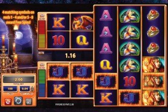 Fire Queen 5 of a Kind Slot Win