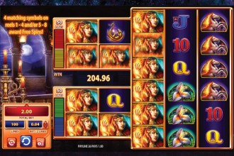 Fire Queen Slot Free Spins