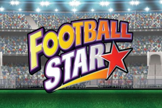 Football Star Slot Logo