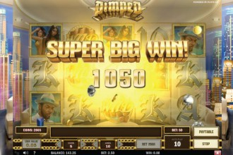 Pimped Slot Super Big Win