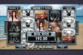 Playboy Slot Big Win