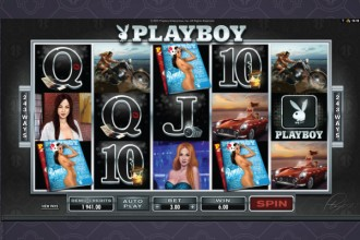Playboy Slot Free Spins Scatters