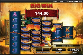 Red Flag Fleet Free Spins Big Win