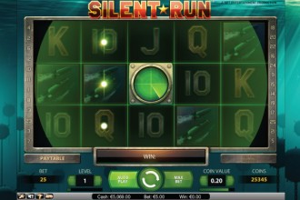 Silent Run Slot Echo Bonus Game
