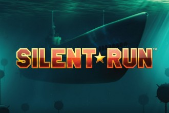 Silent Run Slot Logo