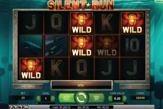 Silent Run Online Slot Wilds