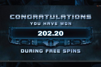 Terminator 2 Slot Free Spins Win