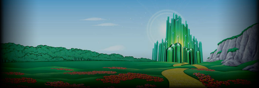 The Wizard of Oz Background Image