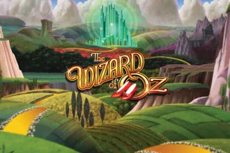 The Wizard of Oz Slot Logo