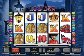 Big Ben Slot Scatters