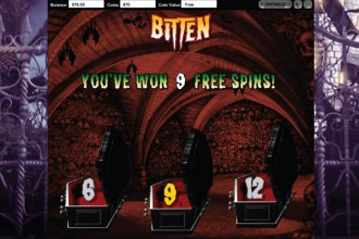 Bitten Slot Free Spins Pick Me