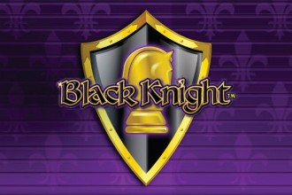 Black Knight Slot Logo