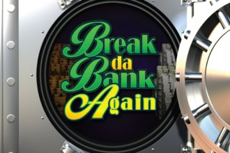 Break da Bank Again Slot Logo