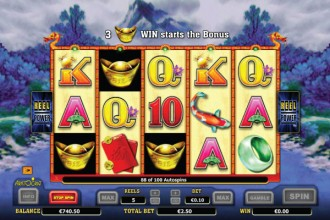 Choy Sun Doa Online Slot Scatters