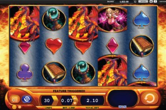Dragons Inferno Slot Machine Free Spins