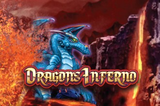 Dragons Inferno Slot Logo
