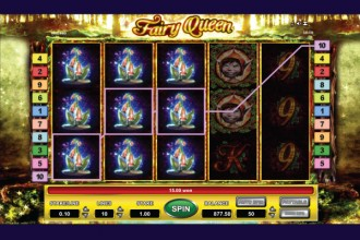 Fairy Queen Online Slot Free Spins