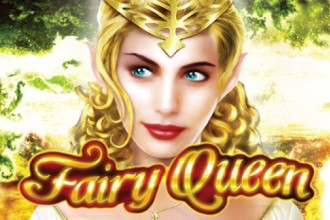 Fairy Queen Online Slot Logo