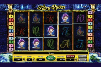 Fairy Queen Slot Win
