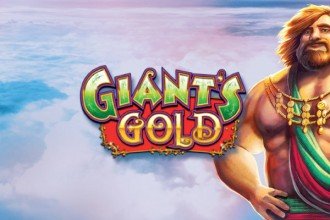 Giants Gold Online Slot Logo