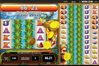 Giants Gold Slot Big Win