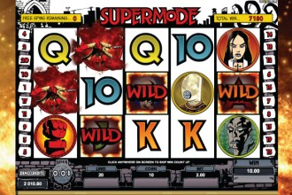 Hellboy Slot Free Spins SUpermode