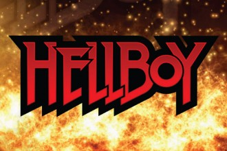 Hellboy Slot Logo