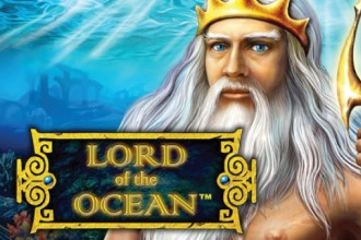 Lord of the Ocean Slot Logo