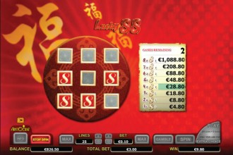 Lucky88 Slot Dice Gamble Feature
