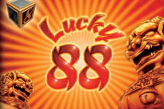 Lucky88 Slot Logo