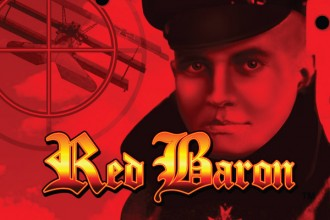 Red Baron Slot Logo