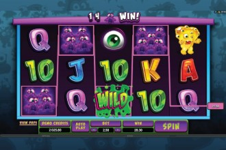 So Many Monsters Slot Win
