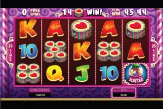 So Much Candy Slot Free Spins