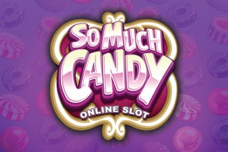 So Much Candy Slot Logo